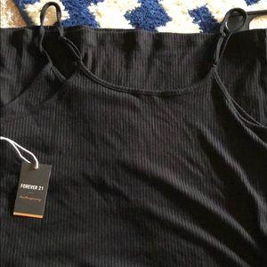 Forever21 black mini